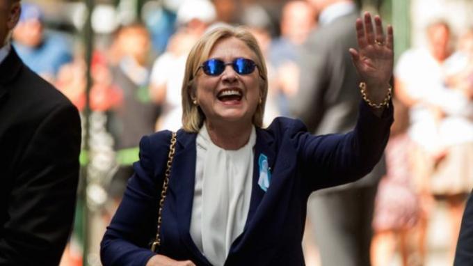 Kalah di Pilpres AS, Hillary Clinton Salahkan Direktur FBI