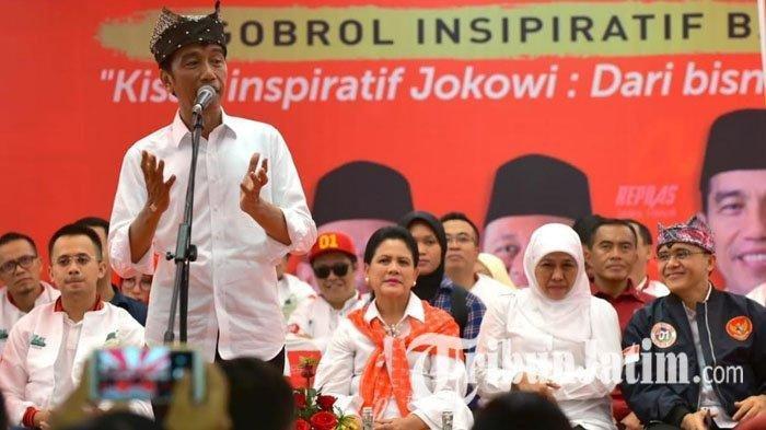 Masa Lalu Jokowi Terungkap ke Publik, Tinggal di Hutan dan Kampung Kumuh Hingga Kisah yang Sedih