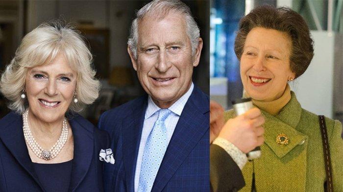 Sifat Putri Anne Blak-blakan Buat Camilla Terintimidasi saat Masuk Keluarga Kerajaan Inggris