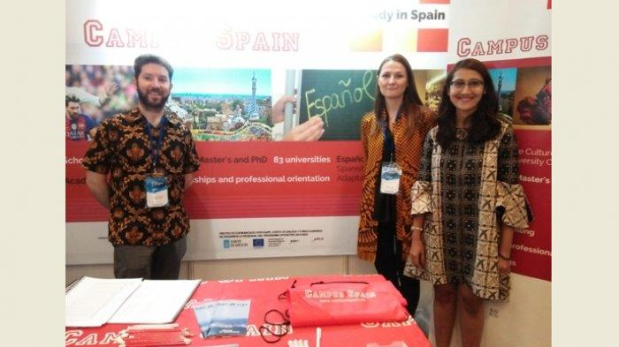 Campus Spain Tawarkan Pelajar Indonesia Lanjutkan Studi ke Spanyol