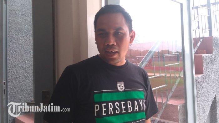 Persebaya Surabaya Belum Daftarkan Homebasenya, Begini Alasan Candra Wahyudi