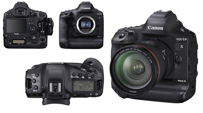 Spesifikasi EOS-1D X Mark III, Kamera Canon Terbaru Harga Rp 90 Jutaan Hadir dengan Prosesor Digic X