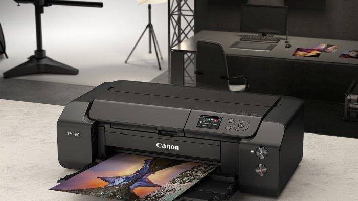 Canon ImagePROGRAF PRO-300, Printer Foto Profesional Sistem Tinta 10 Warna