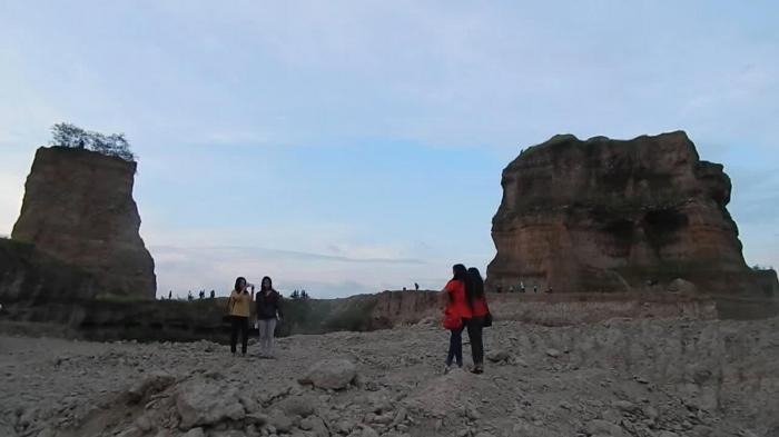 Kenalkan, Brown Canyon di Kabupaten Demak, Tempat Ini Mirip Grand Canyon di Amerika