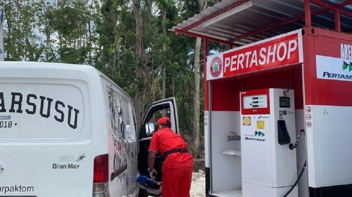 Pertashop Menjawab Asa Masyarakat Desa di Gunungkidul, Tiada Lagi 17 Km Demi BBM hingga LPG