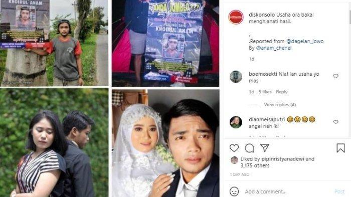 Pemuda yang Pernah Viral Buka Jasa Menemani di Malam Tahun Baru Dikabarkan Menikah, Ini Faktanya