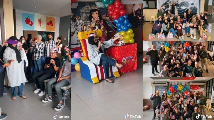 Viral Gadis Rayakan Ulang Tahun ala Anak TK: Berasa Kembali ke Masa SD