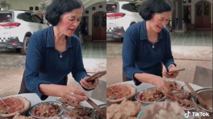 Viral Seorang Ibu Review Makanan Menggunakan Istilah Unik, dari Takendol-kendol hingga Blaem-blaem