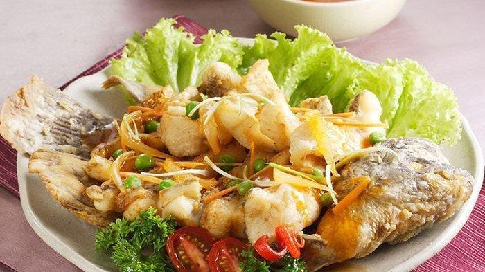 Tips Bikin Gurame Asam Manis Persis Buatan Restoran! Enaknya Sudah Pasti Sama!