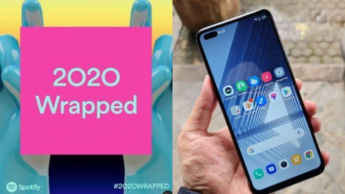 POPULER Techno: Cara Buat Spotify Wrapped 2020 | Infinix Note 8 Jadi Smartphone Gaming Terbaik