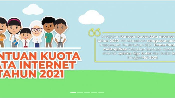 Bantuan Kuota Internet Kemdikbud Cair Mulai Hari Ini, Simak Cara Cek dan Syarat Dapat Kuota Gratis