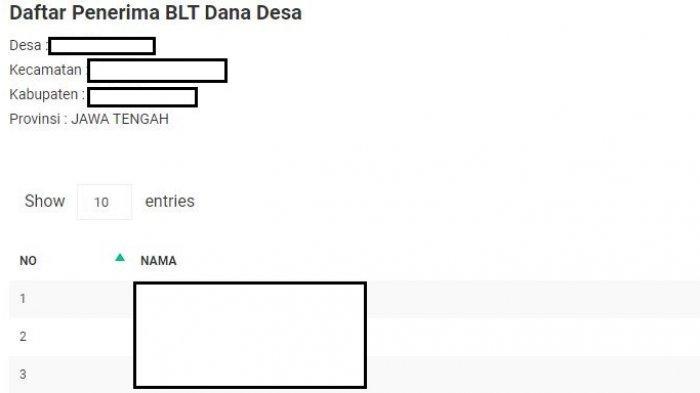 Inilah cara cek penerima BLT Dana Desa senilai Rp 300 ribu lewat laman sid.kemendesa.go.id disertai kriteria penerimanya.