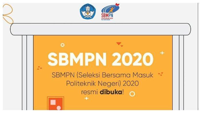 Cara Daftar SBMPN Politeknik 2020, Akses sbmpn.politeknik.or.id, Ketahui 5 Syarat Berikut Ini.