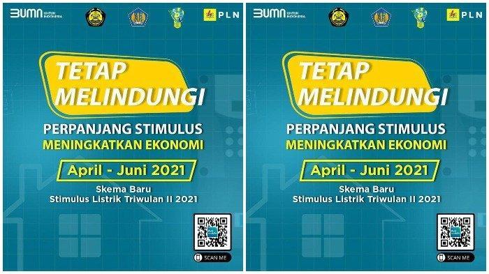 CARA DAPAT Diskon Token Listrik 50% April 2021, Tak Lagi Lewat stimulus.pln.co.id & PLN Mobile
