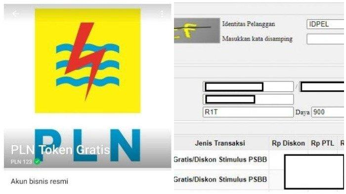 Login www.pln.co.id, Cara Klaim Token Listrik Gratis PLN Bulan Oktober 2020, Bisa WA 08122123123