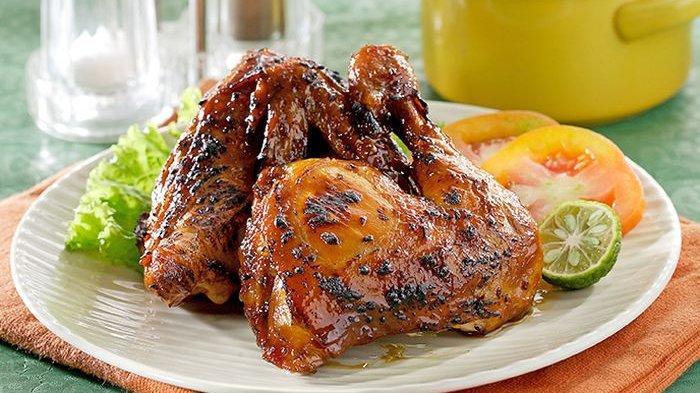 Trik Membuat Ayam Bakar Seperti Restoran, Cocok untuk Disajikan Saat Malam Tahun Baru di Rumah