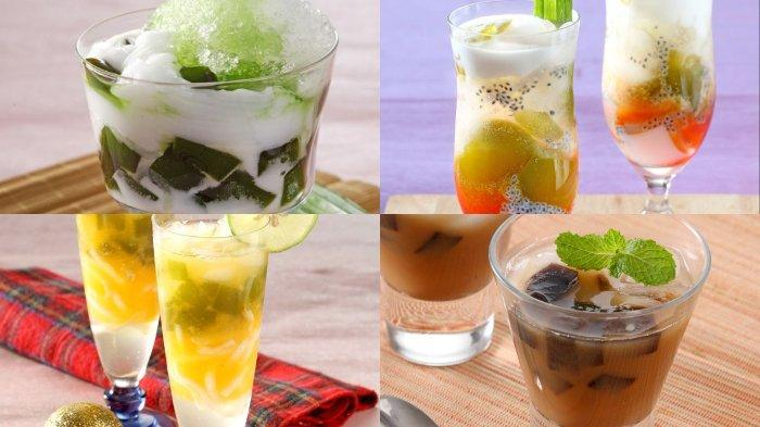 Cara Membuat Es Cincau Sendiri di Rumah, Minuman Menyegarkan dengan Kombinasi Rasa Bikin Ketagihan