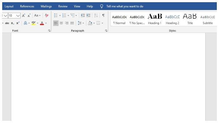 Cara membuat Footnote di MS. Word.