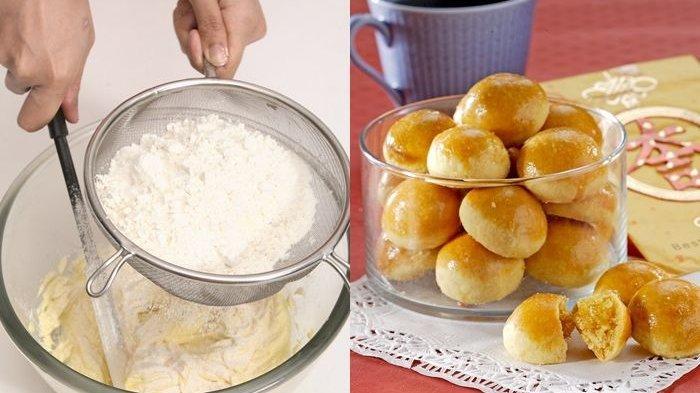 Ternyata Bisa Membuat Kue Tanpa Tepung Terigu, Begini Caranya