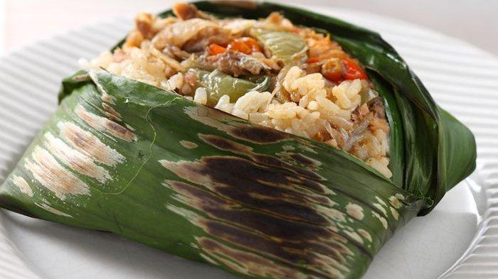 Resep Masakan Nasi Bakar yang Enak dan Mudah, Berikut Cara Membuatnya