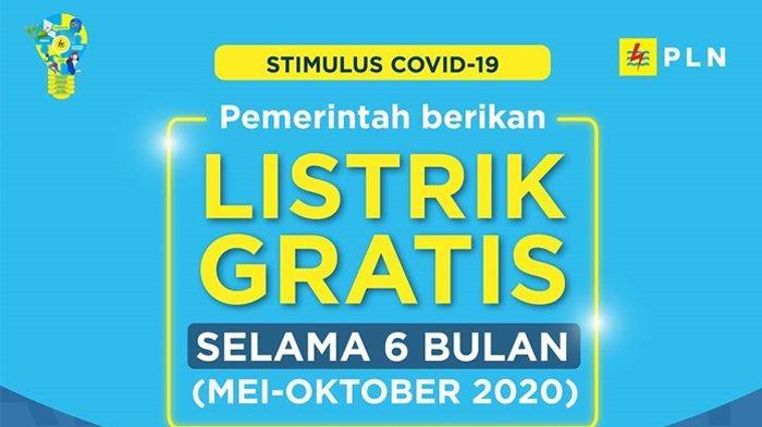 Login www.pln.co.id Klaim Token Listrik Gratis PLN Bulan Juni 2020, Bisa via WA 08122123123