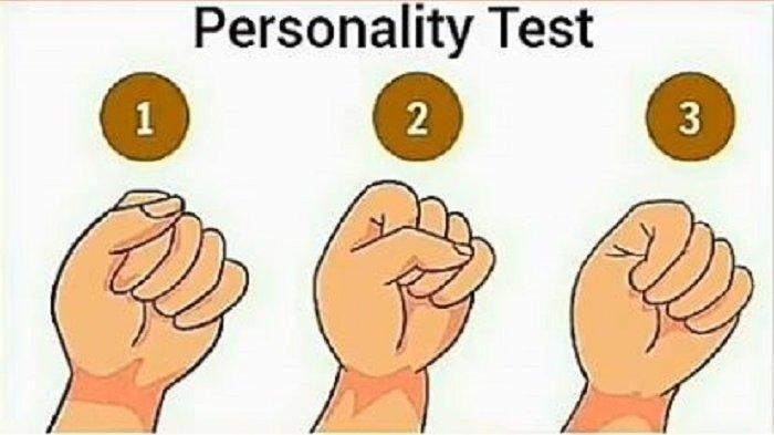 Tes Kepribadian - Periksa Bentuk Kepalan Tanganmu, Jawabannya Ungkap Sifatmu yang Tersembunyi