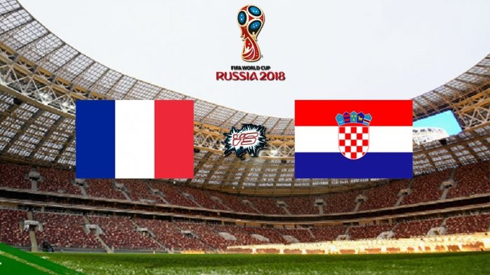 Cara Nonton Live Streaming Final Piala Dunia 2018 Prancis Vs Kroasia di HP