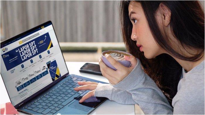 AKSES DJPONLINE.PAJAK.GO.ID untuk Lapor SPT Tahunan PPh Secara Online, Berikut Panduannya