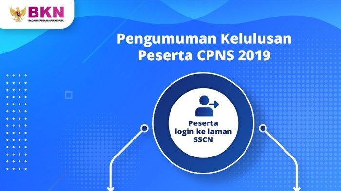 Cara pemberkasan peserta lulus seleksi CPNS 2019