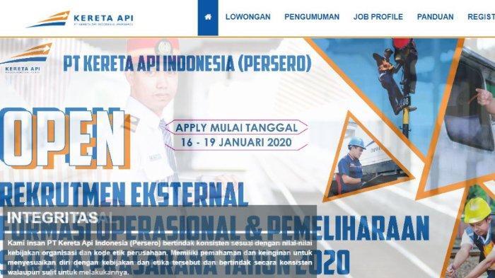 Recruitment Pt Kai