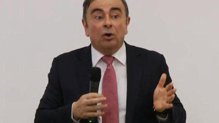 Carlos Ghosn Tegaskan PM Jepang Shinzo Abe Tidak Terlibat dalam Kasusnya