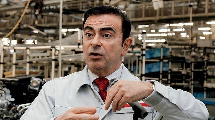 Karir Carlos Ghosn melejit di Michelin