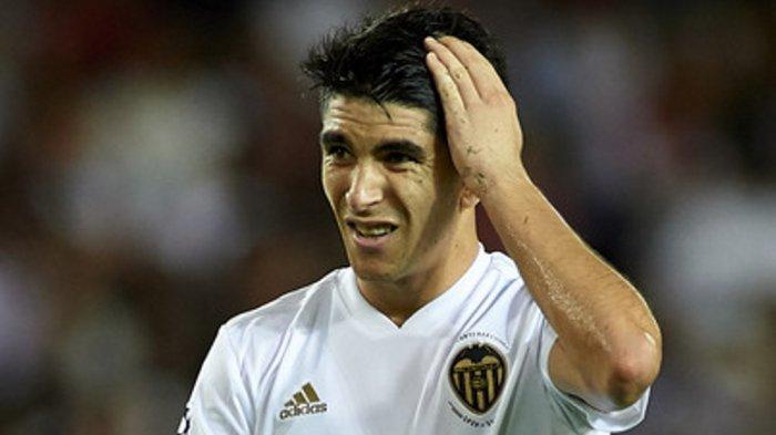 Arsenal Kepincut Rekrut Carlos Soler dari Valencia