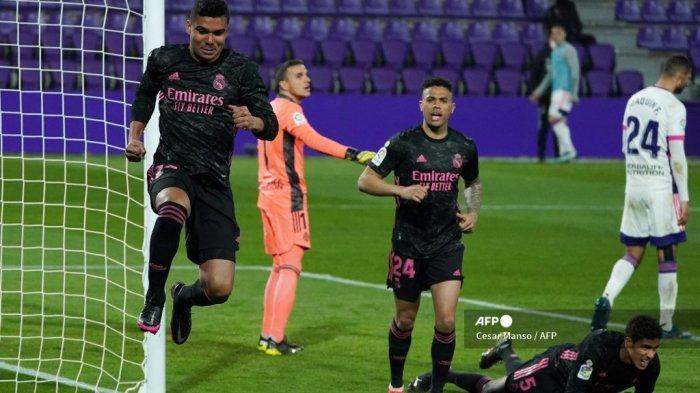 HASIL Liga Spanyol - Real Madrid Berjaya, Atletico Merana, Zidane pun Bahagia