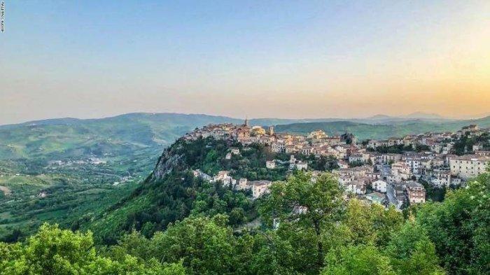Rumah di Italia Kembali Ditawarkan, Harganya Cuma Rp 18 Ribu