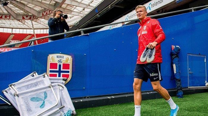 Krisis Penyerang, Man United Bidik Pemain Muda Red Bull Salzburg