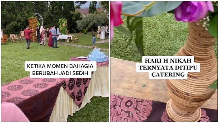 Catering Tak Datang di Hari H Pernikahan, Ini 4 Tips Pilih Wedding Organizer
