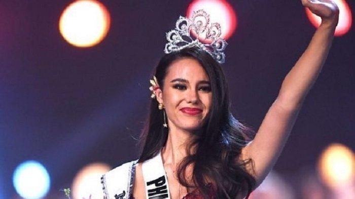 Deretan Foto Miss Universe 2018 asal Filipina, Catriona Gray yang Anggun dan Elegan