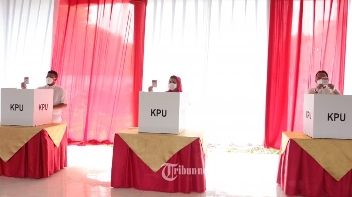 UPDATE Real Count Hasil Pilkada Jateng 2020 Data KPU, Jumat Pukul 07.00 WIB: Solo, Kendal, Semarang