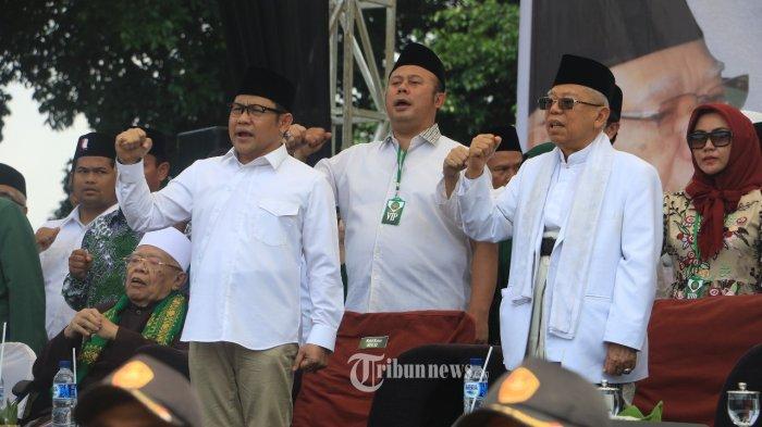 Cawapres Kh Makruf Amin Hadiri Harlah NU Ke 93 Cianjur