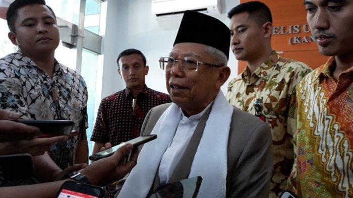 Ma'ruf Amin: Penanganan Radikalisme dan Terorisme Harus Dilakukan Secara Kultural dan Struktural