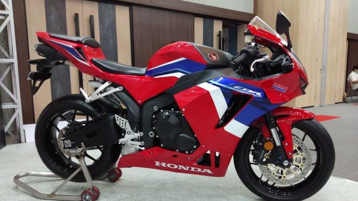 AHM Luncurkan Super Sport CBR600RR, Dibanderol Rp 550 Juta