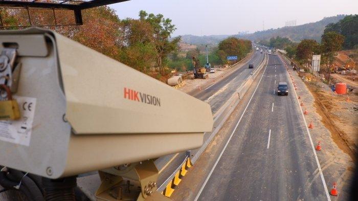 CCTV di Tol Cipularang KM 92