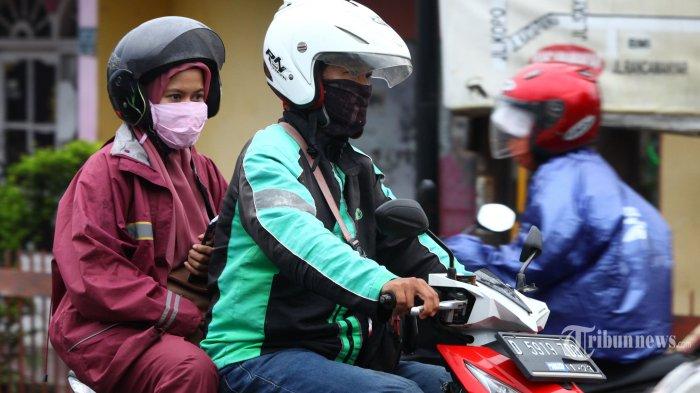 Cerita Ojol Kesulitan Melintasi Beberapa Wilayah di Jakarta Setelah Usulan PSBB Disetujui