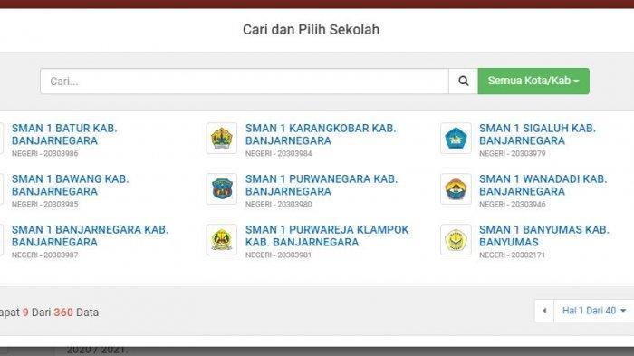 Cek Hasil PPDB Jateng SMA/SMK.