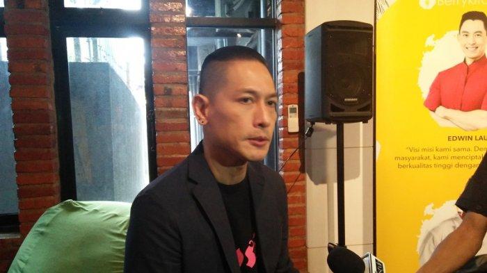 Main Film Pertama Kali, Chef Juna Berusaha 'Gak Malu-maluin'