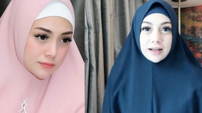 Celine Evangelista merasa nyaman memakai hijab