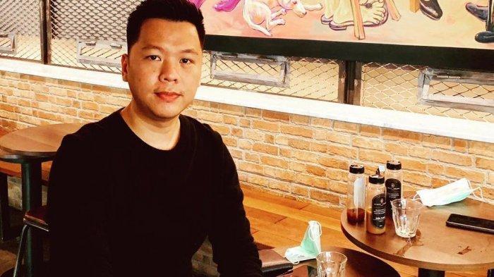 CEO Fox Logger Technology, Alamsyah Cheung