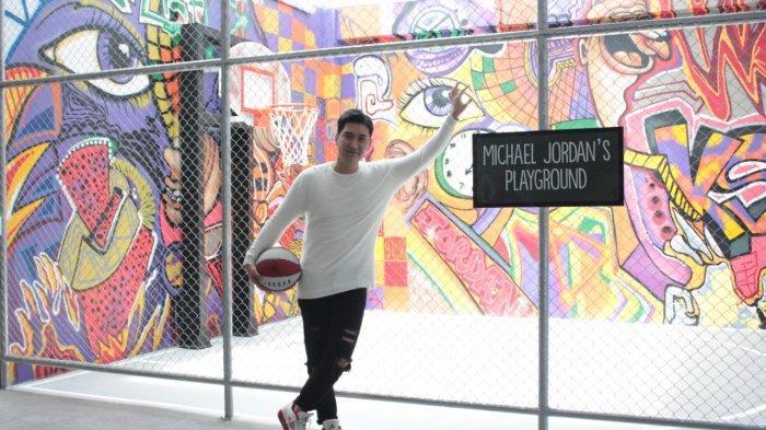Marcel Oehmke Bawa Tim Gobasket ke Museum Basket 'The Bucketlist'