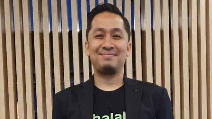 CEO GoHalalGo Hega Bernoza